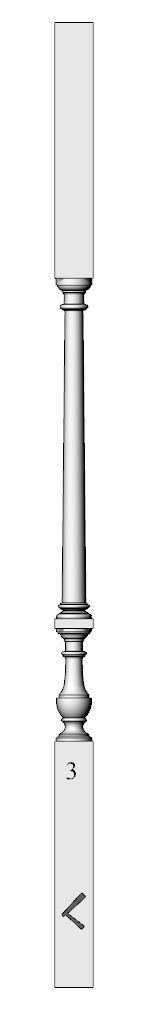 Spindle-pattern-3 plate view