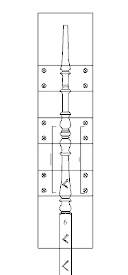 Spindle 6 Split-print A4 or letter.